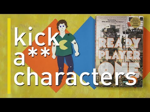 Meet Wade Watts from READY PLAYER ONE by Ernest Cline   kick-a** characters