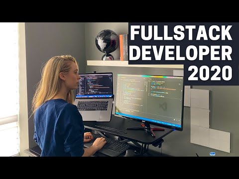 How To Become a Full Stack Developer In 2020
