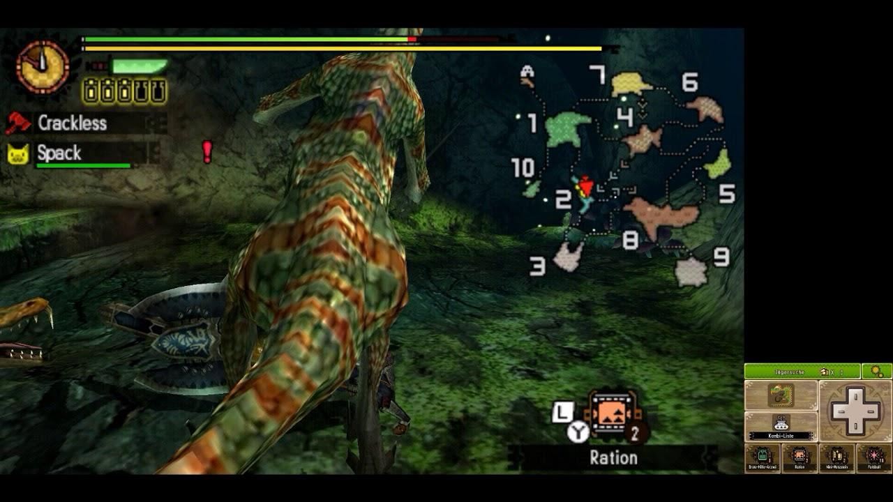Monster Hunter 4 Ultimate - Citra valentinvanelslande build 60 FPS