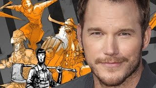Chris Pratt Going From Space Cowboy To Cowboy Ninja Viking