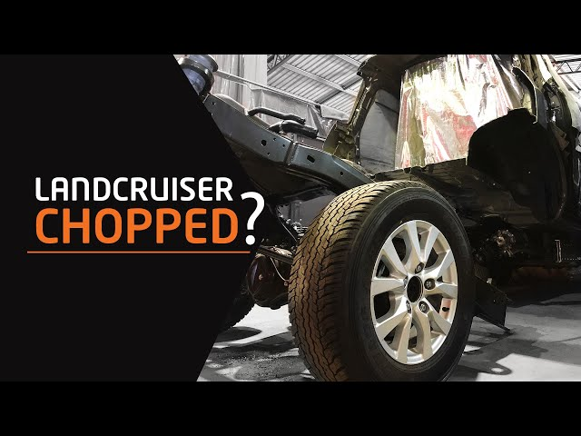 LAND CRUISER CHOPPED???