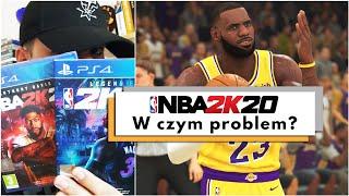 Czy z NBA 2K20 jest coś nie tak?