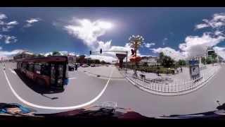 布达拉宫骑行全景视频