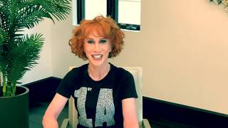 Kathy Griffin Reaction To Elisabeth Hasselbeck Leak On The View