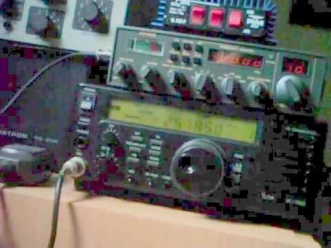 Taxi Radio Dispatch 11m DX 25.785 MHz AM