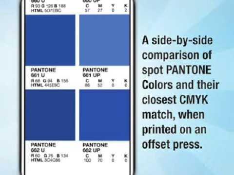 Comment Utiliser Votre Nuancier Pantone Color Bridge Traduction