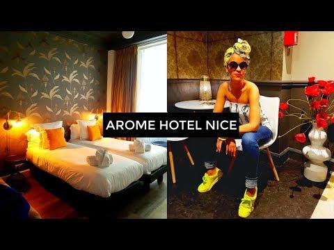 AROME HOTEL NICE TOUR | NICE FRANCE | Boutique Design Hotels