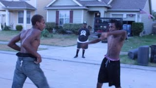 YOUNG THUG GETS IN A STREET FIGHT! (K.O) NEW 2015