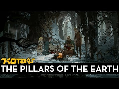 The Pillars Of The Earth's Opening Moments