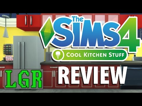 Lgr The Sims 4 Cool Kitchen Stuff Review Thesims