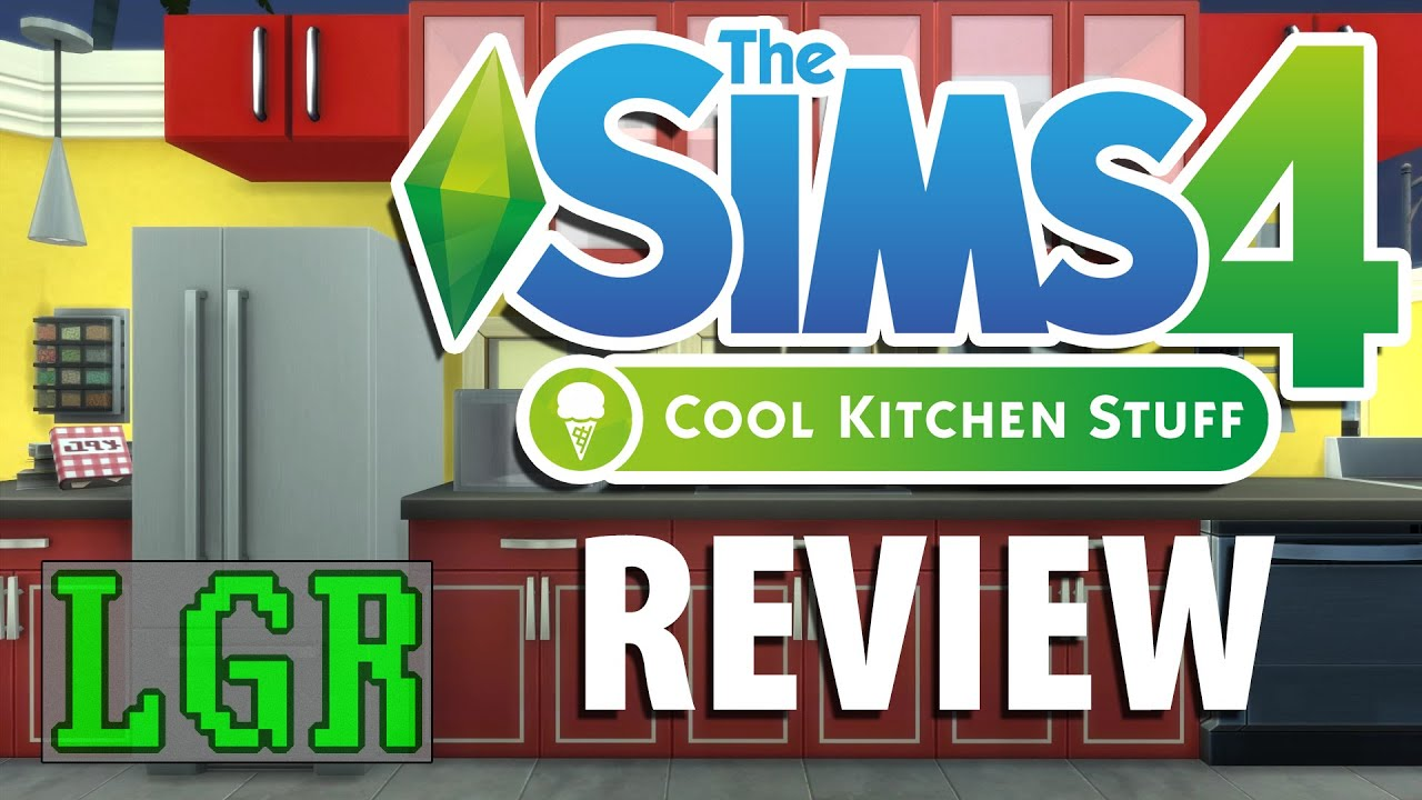 cool kitchen stuff marble countertops lgr the sims 4 review youtube