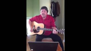 "Roger Lee Martin cover of ""I"