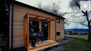 Tiny House Village - Steffi Und Philipp Leben Ihren Traum Auf 25 M²