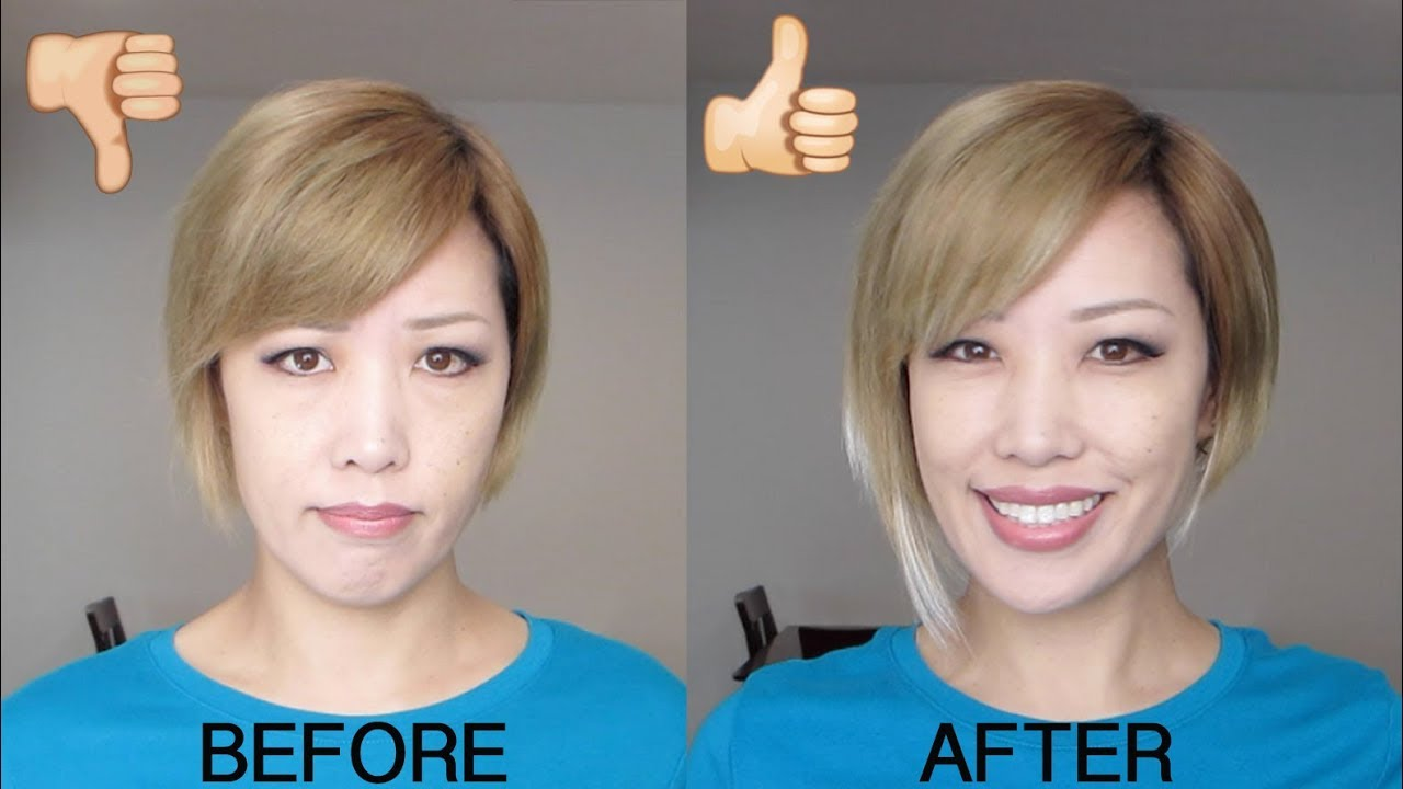my hair is too short to style cutting my own hair extensions hair was cut 3003 | maxresdefault