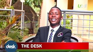 THE DESK - THE UNTOLD GOSPEL OF SUCCESS WITH  ELTON MUTIZE