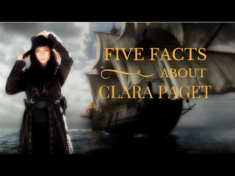 Meet the Actor: Clara Paget Anne Bonny from Black Sails