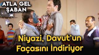 Atla Gel Şaban  - Niyazi, Davut'u Benzetiyor!