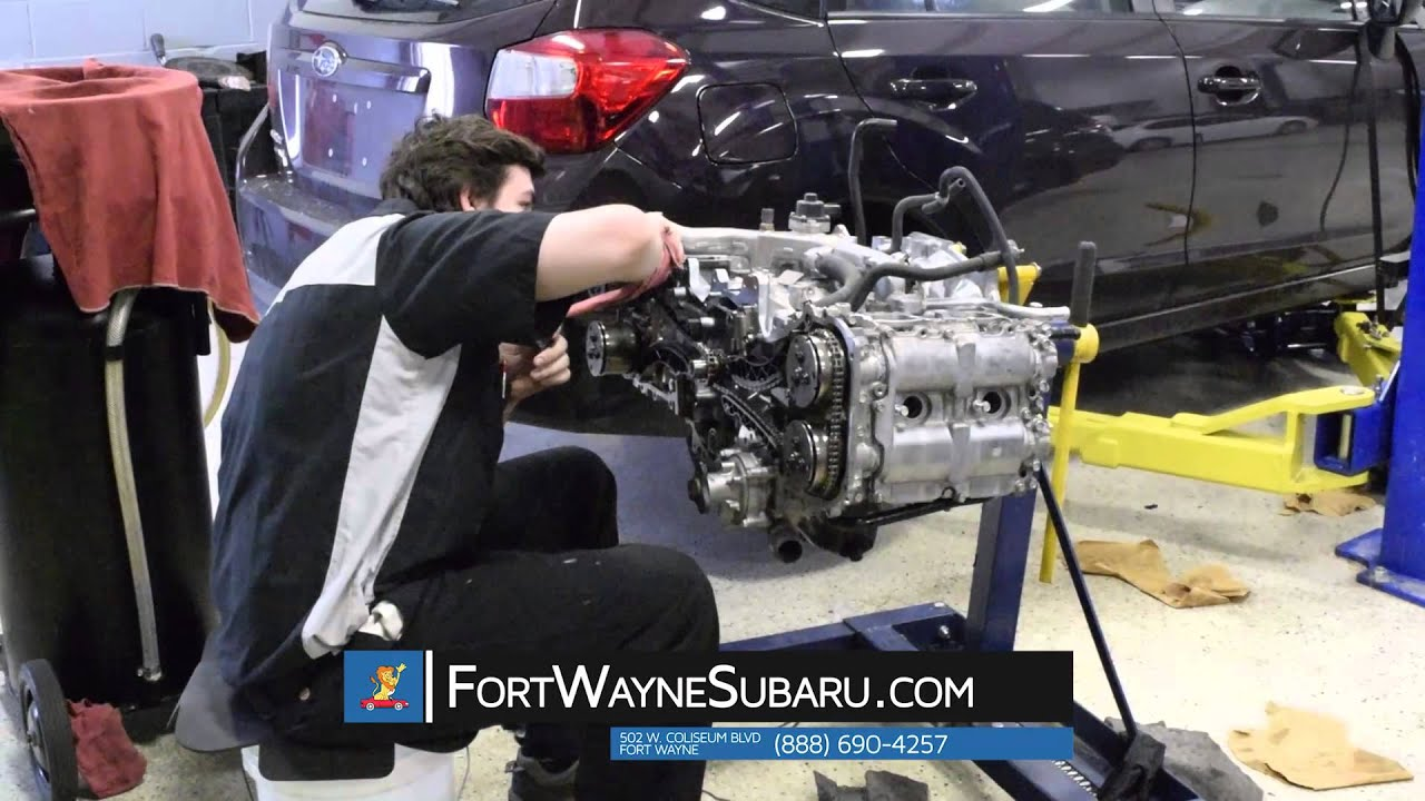 Best Subaru Service Fort Wayne IN