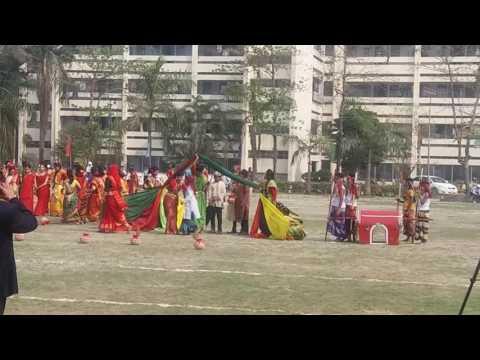 Students Display of Dhaka Engineering University School, DUET Campus