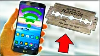 Boost WiFi signal of your mobile phone for 300% / FREE INTERNET / How to get free Internet