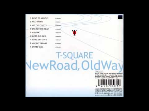 T Square - New Road Old Way (2002)