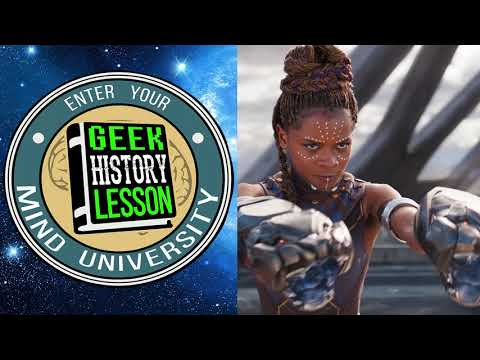 History of Shuri (Black Panther): Geek History Lesson