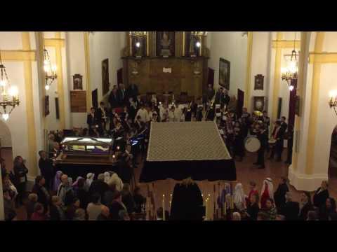 Parròquia de Sant Martí 2017 Divendres Sant entrada imatges