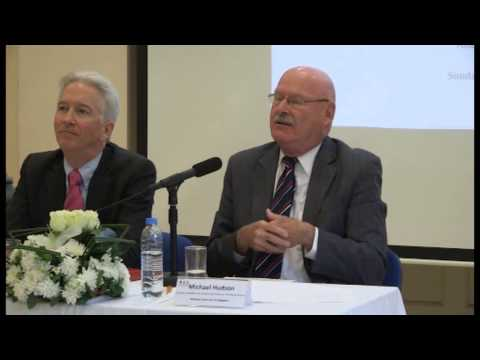 Panel discussion in memory of AUB President Malcolm Kerr