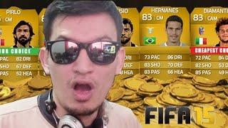 fifa 15 ultimate team pack opening 100k soy millonario buscando refuerzos para el niupi