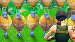 MOST AIRDROPS IN ONE SPOT..!!! | Fortnite Funny and Best Moments Ep.93 (Fortnite Battle Royale)