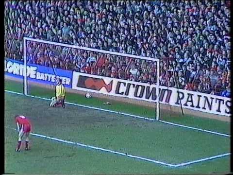 Liverpool 0 Everton 2 - 22 February 1986