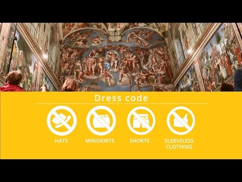 Vatican Museums – Services for visitors