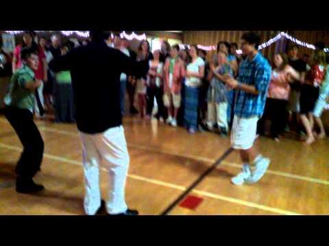 What happens at Mormon Dances...