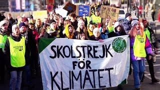 FRIDAYS FOR FUTURE STOCKHOLM - A documentary