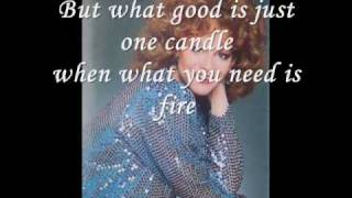 Watch Reba McEntire Who video