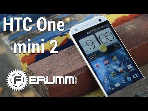 HTC One mini 2 подробный видеообзор. Все особенности смартфона HTC One mini 2 от FERUMM.COM