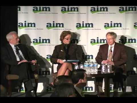 AIM Executive Forum - Why Massachusetts economy is doing better