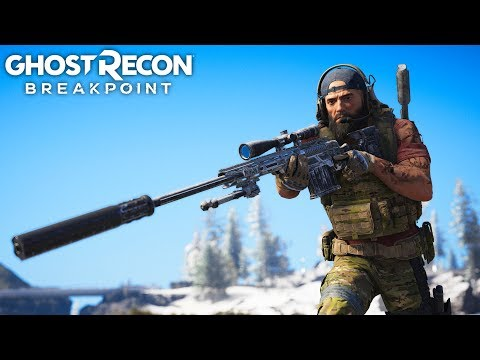 THE ONE MAN ARMY In Ghost Recon Breakpoint