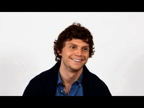 FunnyCute Moments of Evan Peters 2016