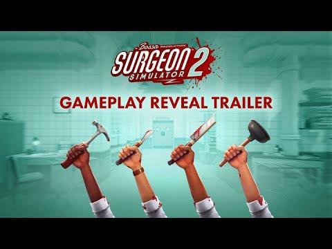 Annonce de sortie pour Surgeon Simulator 2 lors du PC Gaming Show