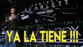 TODOS LOS DETALLES | Phil Spencer ya tiene una XBOX SCARLETT en casa