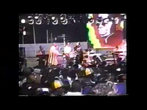 Buju Banton - Rare Live Bahamas 1992