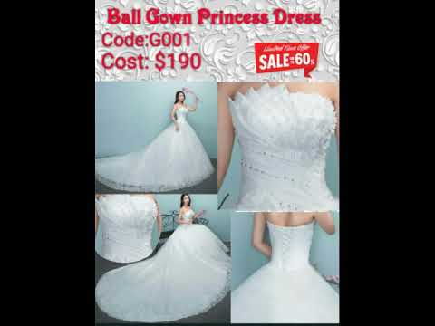 Beautiful and Quality Bridal Gowns