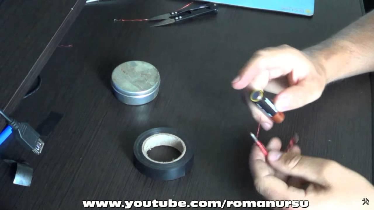 Как сделать электромагнит на номер своими руками