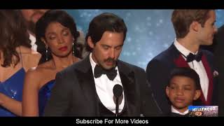This Is Us Cast Speech  at The 24rd Annual Screen Actors Guild Awards 2018 Hollywood Clips