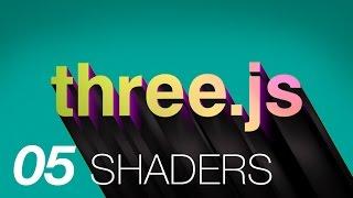 Three.js Part 5: Shaders