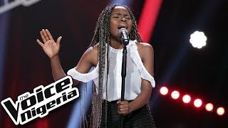 "Amarachi Ugoeke sings ""Wide Awake"" / Blind Auditions / The Voice Nigeria Season 2 thumbnail"