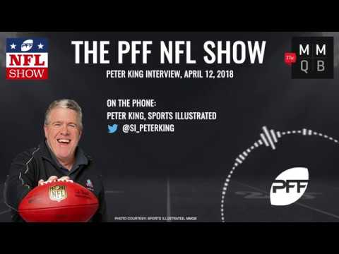 Interview With SI's Peter King | PFF Podcast
