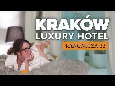 Kanonicza 22 -  A Hotel Of Pure Luxury In Kraków Poland.
