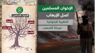 جماعة الإخوان المسلمين.. أصل الإرهاب